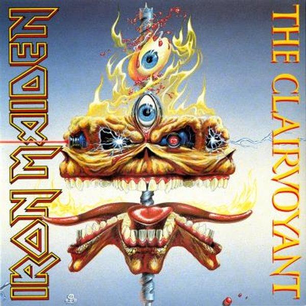 "Iron Maiden - The Clairvoyant (Live) [7"" VINYL]"