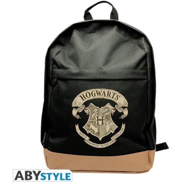 Harry Potter - Hogwarts - Backpack - black (ABYBAG178)