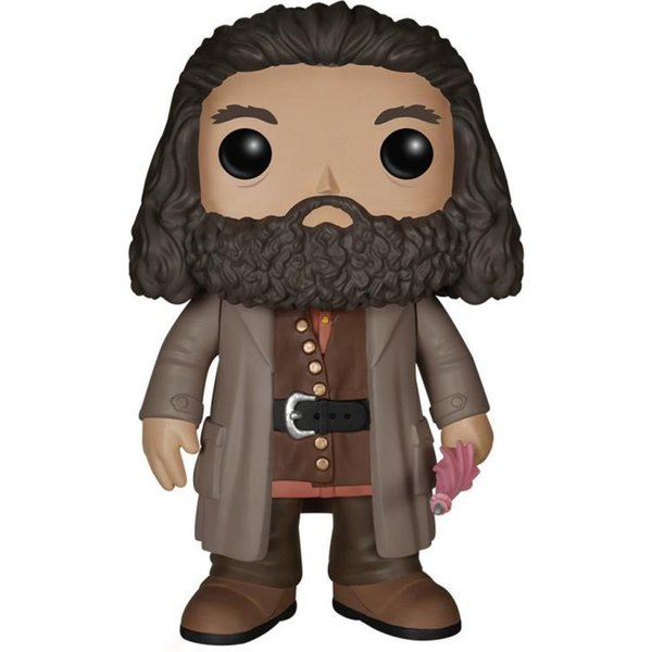 Harry Potter - Rubeus Hagrid 07 - Collector's figure - Standard