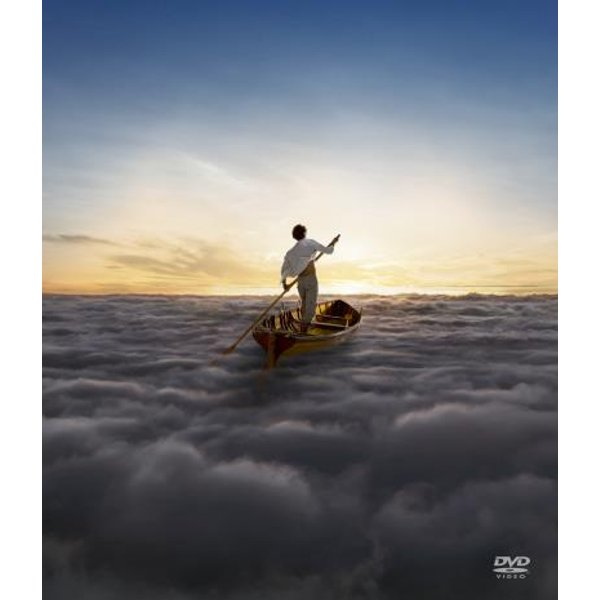 Pink Floyd - The endless river - CD & DVD - standard