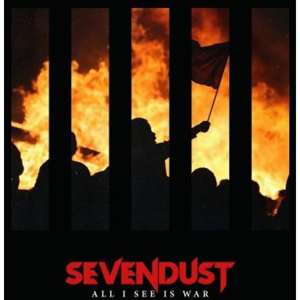 Sevendust - All I See Is War (Music CD) (W06222)