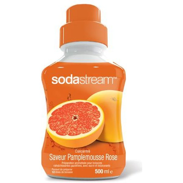 sodastream Concentré pour boisson Pamplemousse Rose