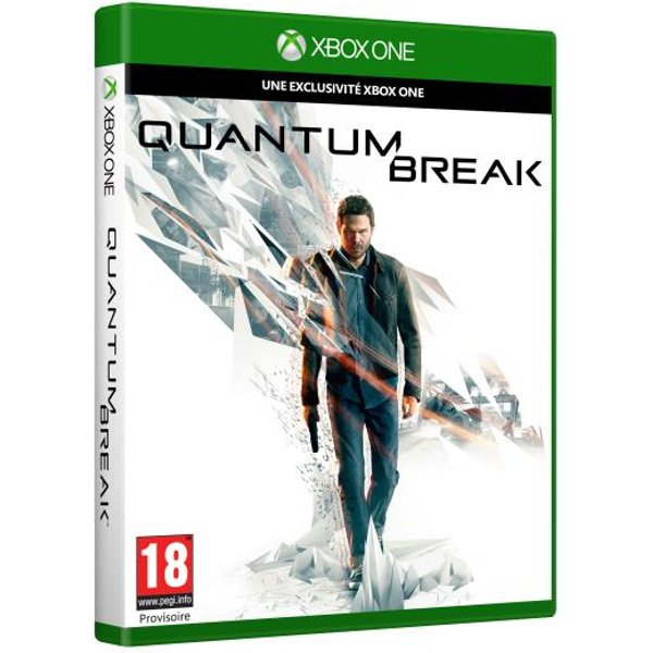 Xbox One - Quantum Break /F (U5T-00014)
