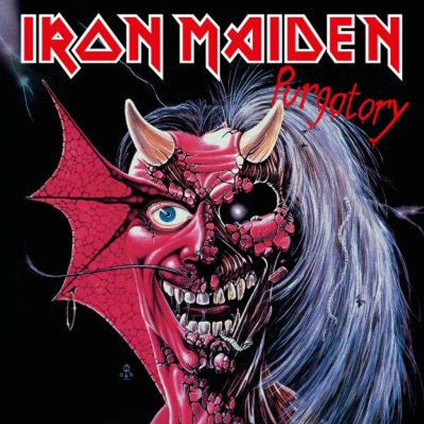 Iron Maiden - Purgatory - 7 inch-SINGLE - standard