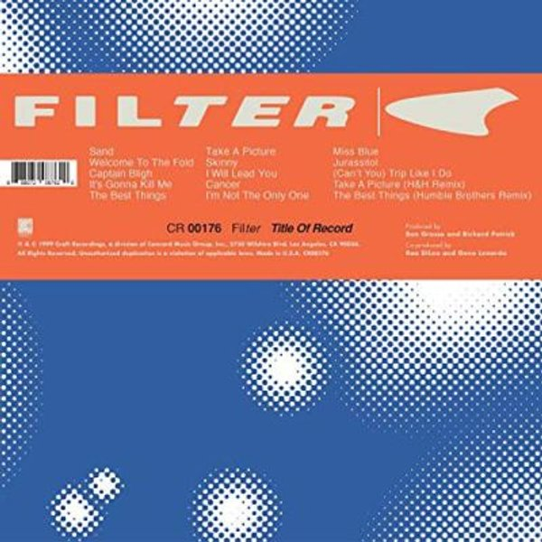 Filter - Title of record - 2-LP - Standard