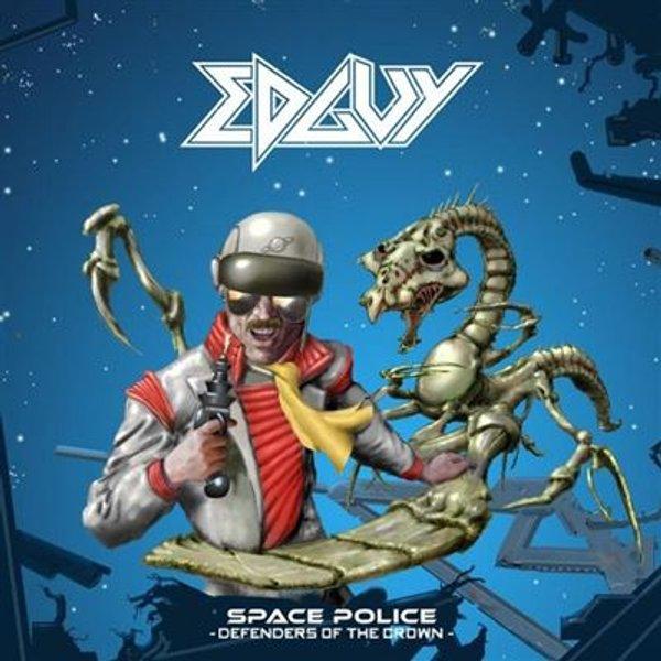 Edguy Space police - Defenders of the crown CD standard