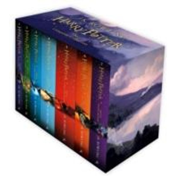 Harry Potter Boxed Set: The Complete Collection, 7 Vols