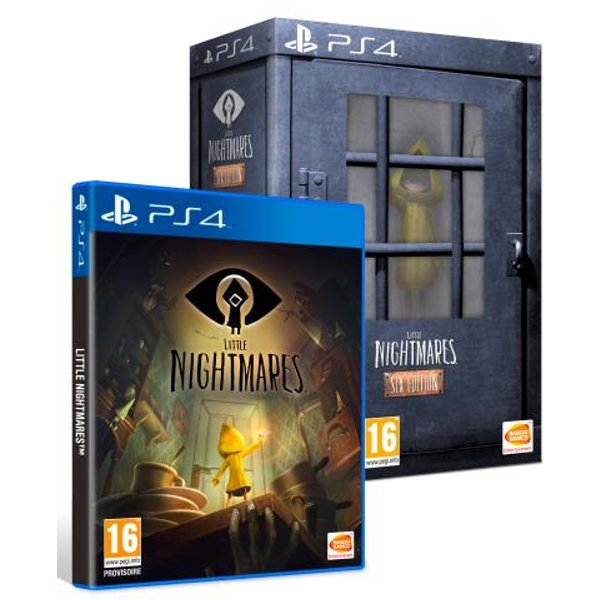 Little Nightmares Six Edition PS4 (112347)