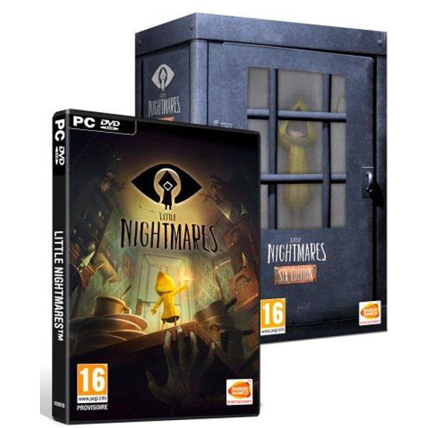 Little Nightmares Six Edition PC (112365)