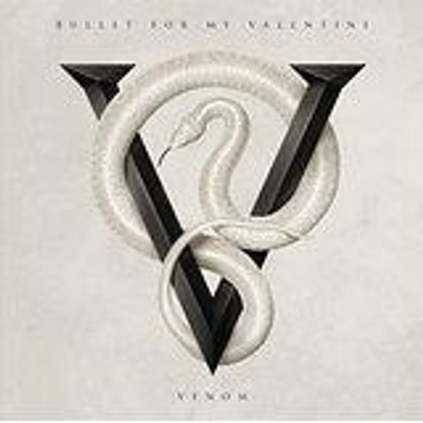 Bullet For My Valentine - Venom - CD - standard