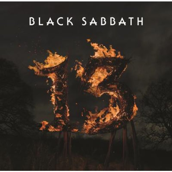 Black Sabbath - 13 - CD - standard (3734957)