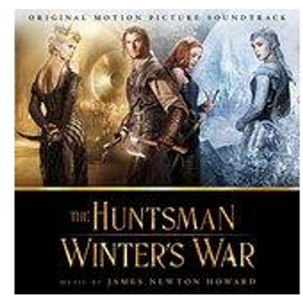 The Huntsman Winters War CD