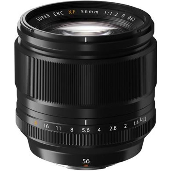 Fujifilm XF-56mm f1.2 R