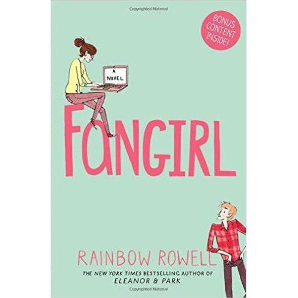 Rowell, Rainbow: Fangirl
