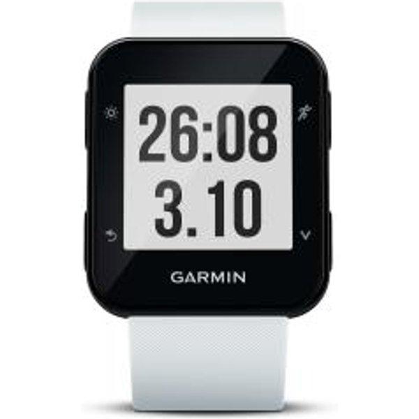 GARMIN Forerunner 35 HR Montre GPS Cardio - Blanc