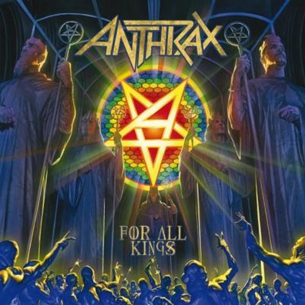 Anthrax - For All Kings (Limited 2 CD) (Music CD)