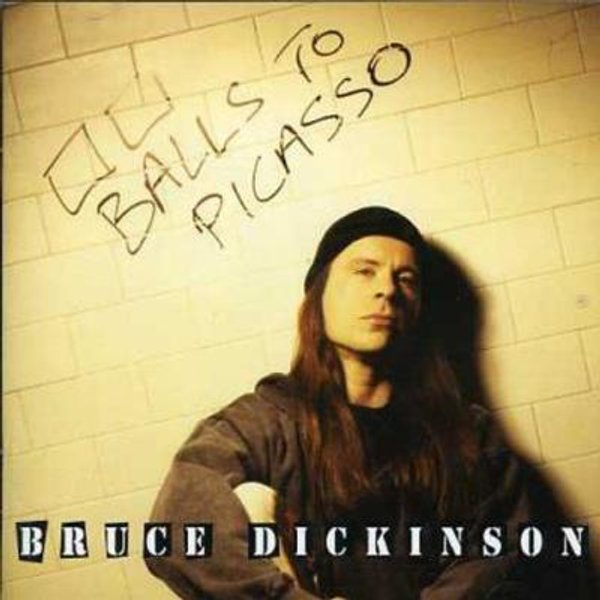 Bruce Dickinson - Balls to Picasso - 2-CD - standard