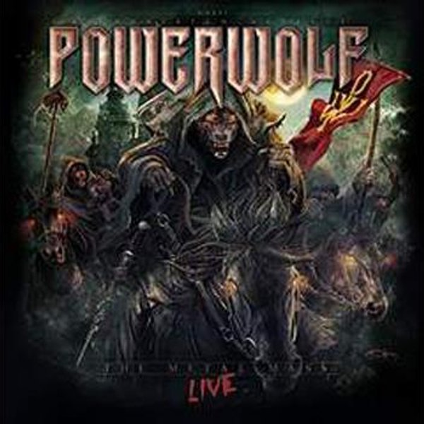 Powerwolf - The Metal mass live - CD - Standard