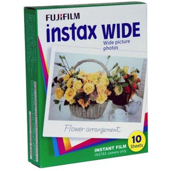 Film Instax Wide Fujifilm Monopack 10 poses