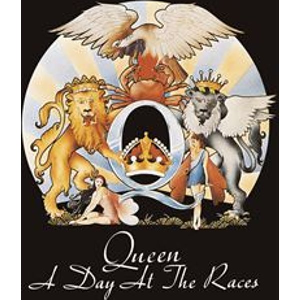 A Day At The Races (Limited Black Vinyl) (4720270)