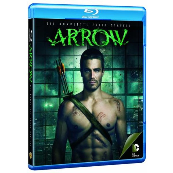 Arrow - Staffel 1 (4 Blu-rays) (122356)