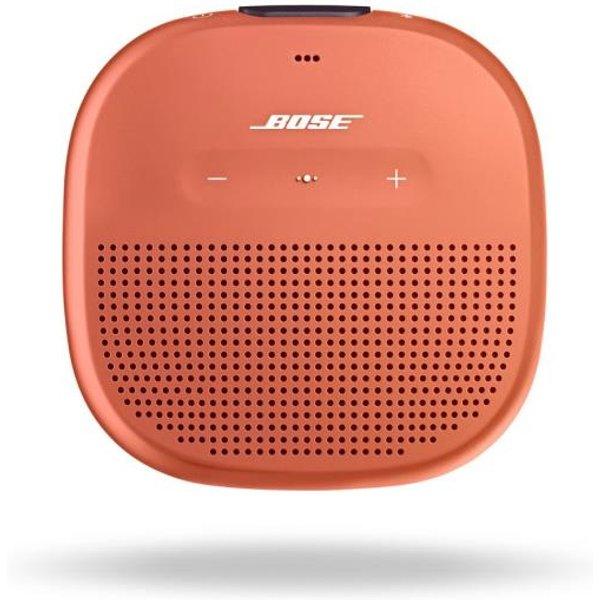 BOSE SoundLink Micro - Enceinte Bluetooth (Orange)