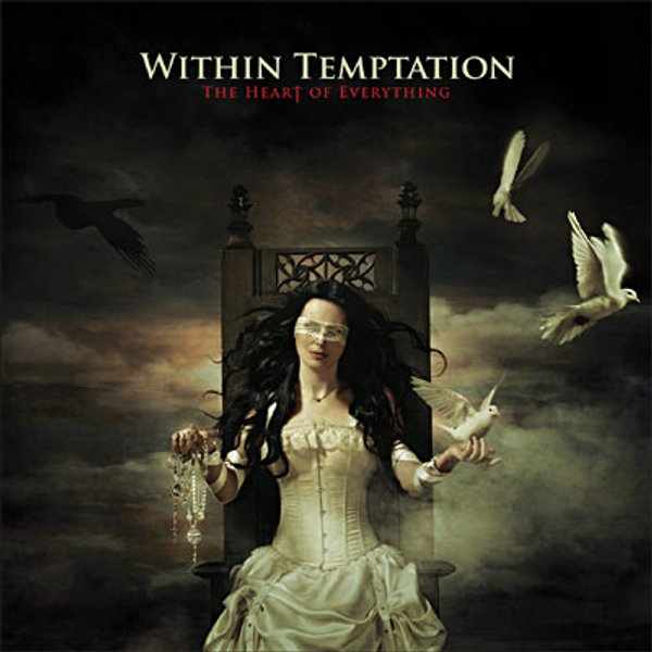Within Temptation - The heart of everything - CD - standard