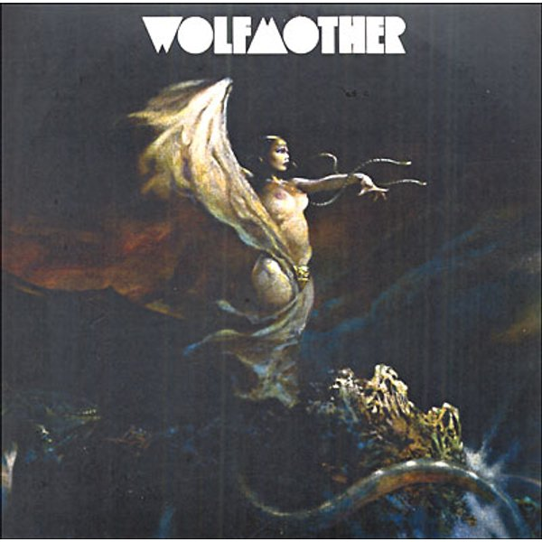 Wolfmother Wolfmother CD Standard (9877684)