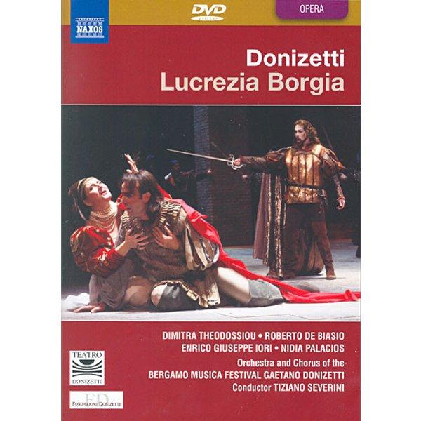 Lucrezia Borgia - Festival de Bergame 2007 (2110264)