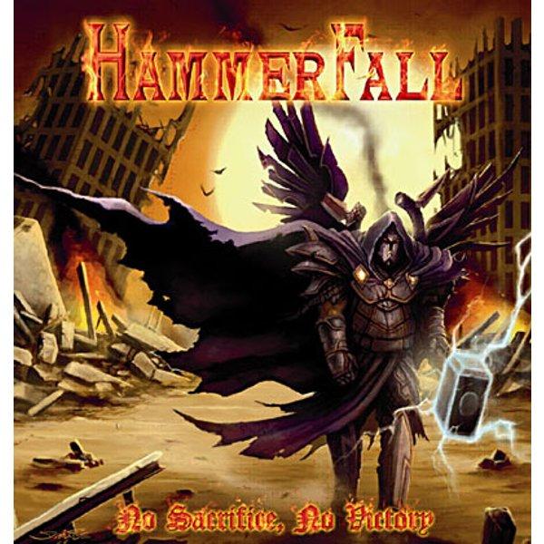Hammerfall - No sacrifice, no victory - CD - standard