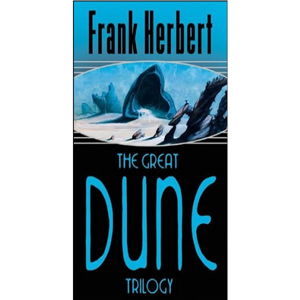 The great Dune trilogy
