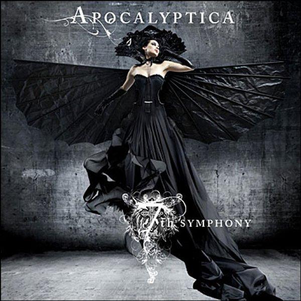 Apocalyptica - 7th symphony - CD - standard