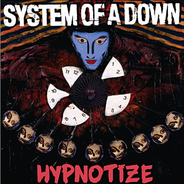 System Of A Down - Hypnotize - CD - standard