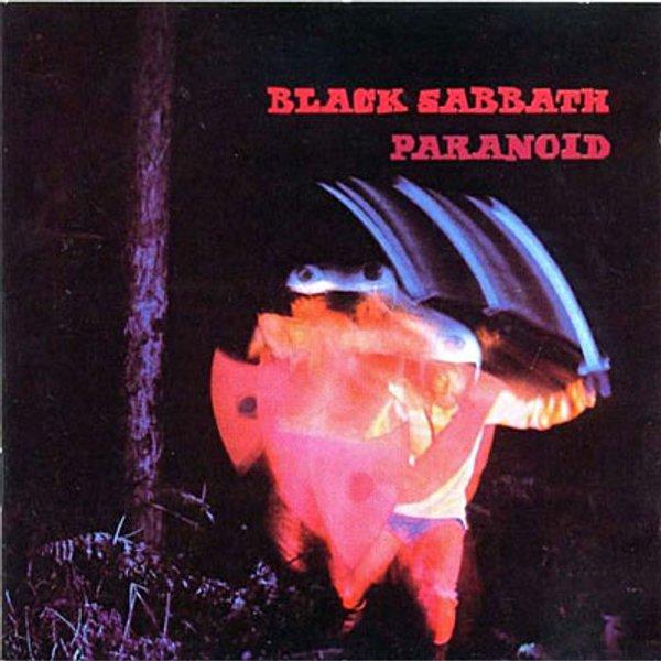 Black Sabbath Paranoid CD Standard (5074920322)
