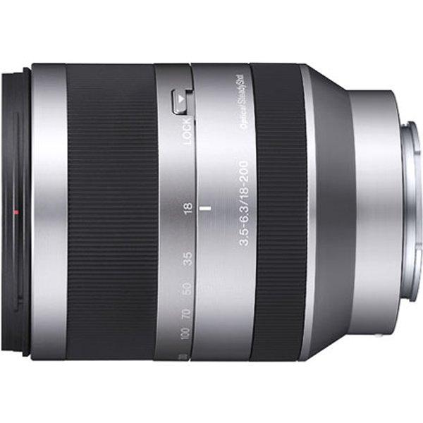Sony »SEL18200.AE« Teleobjektiv (SEL18200AE)