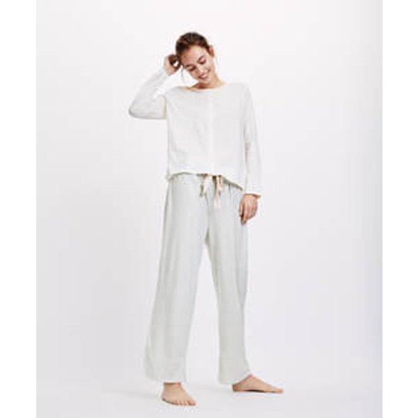 Oysho - Pantalon minifleur - 1