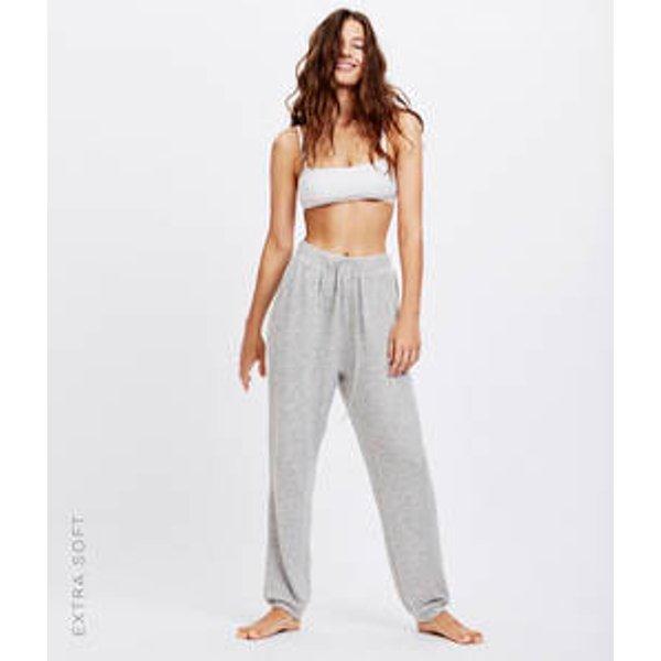 Oysho - Pantalon poches extradoux - 1