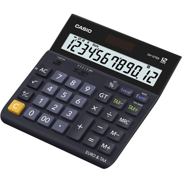 Casio DH-12 TER - calculatrice de bureau