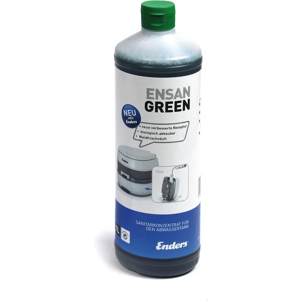 "Enders Sanitärflüssigkeit ""Ensan Green"" 1 l"