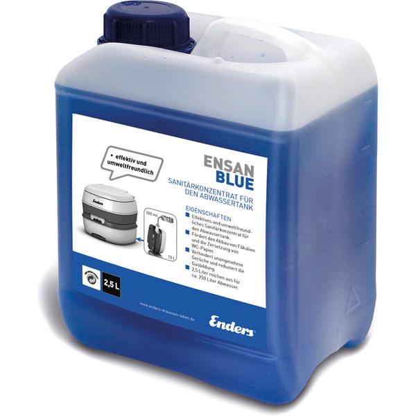 """Enders Sanitärflüssigkeit """"Ensan Blue"""" 2,5 l"""