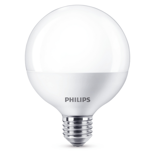 Philips Ampoule globe LED 60W E27 (8718696580639)