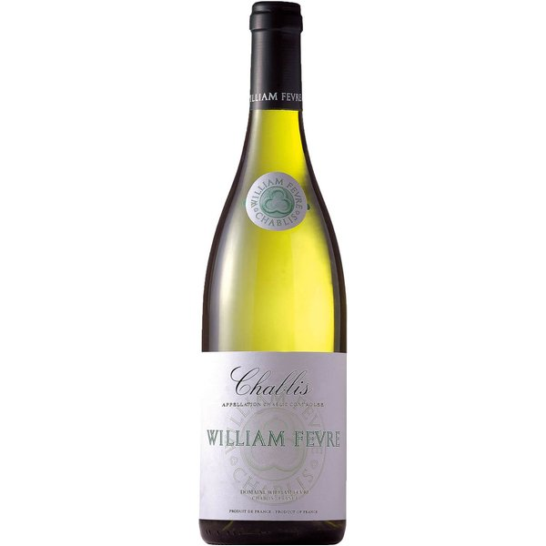 William Fevre - Chablis 2017 6x 75cl Bottles