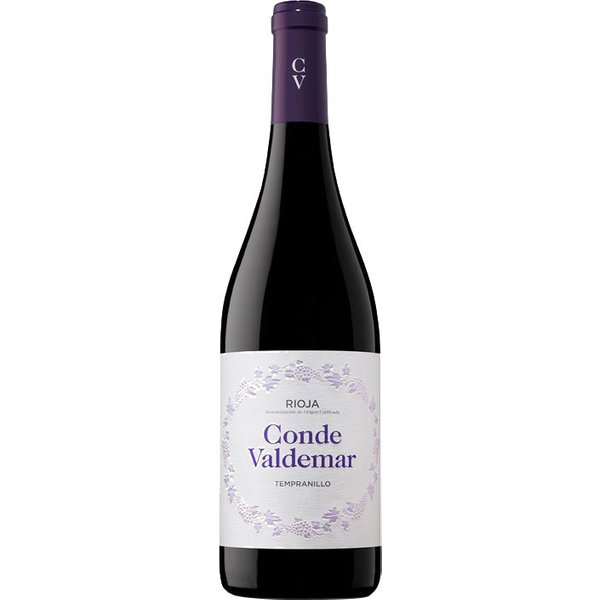 Bodegas Valdemar - Tempranillo 2017 75cl Bottle