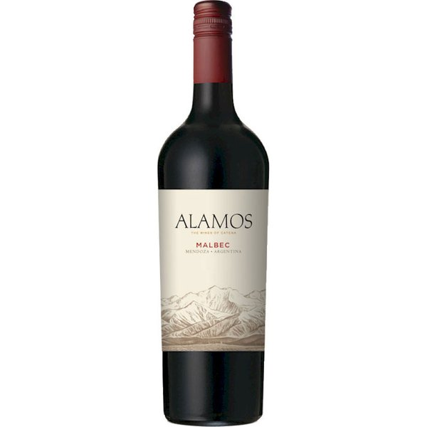Alamos - Malbec 2018 75cl Bottle