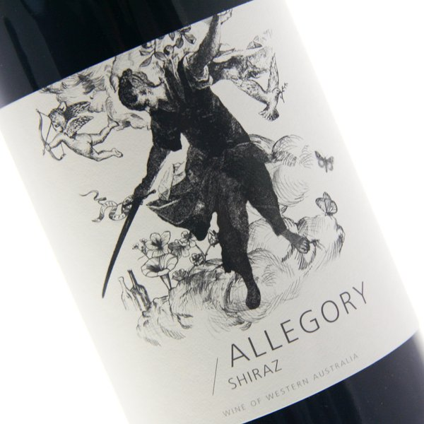 Allegory - Shiraz 2014 12x 75cl Bottles