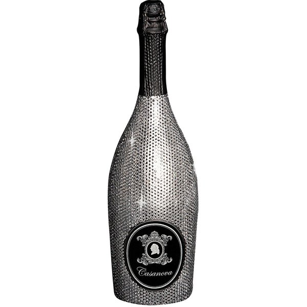Casanova - DOC Brut Swarovski 75cl Bottle