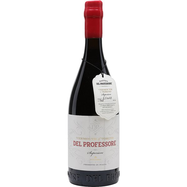 Del Professore - Vermouth di Torino Superiore 75cl Bottle