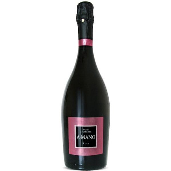 A Mano - Spumante Rosato NV 6x 75cl Bottles