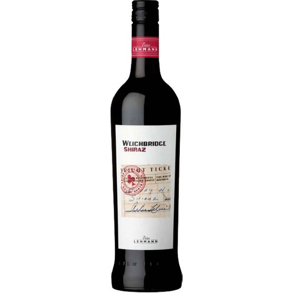 Peter Lehmann - Weighbridge Shiraz 2014 75cl Bottle