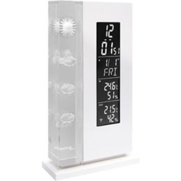technoline Horloge murale à quartz WT 1010 diam